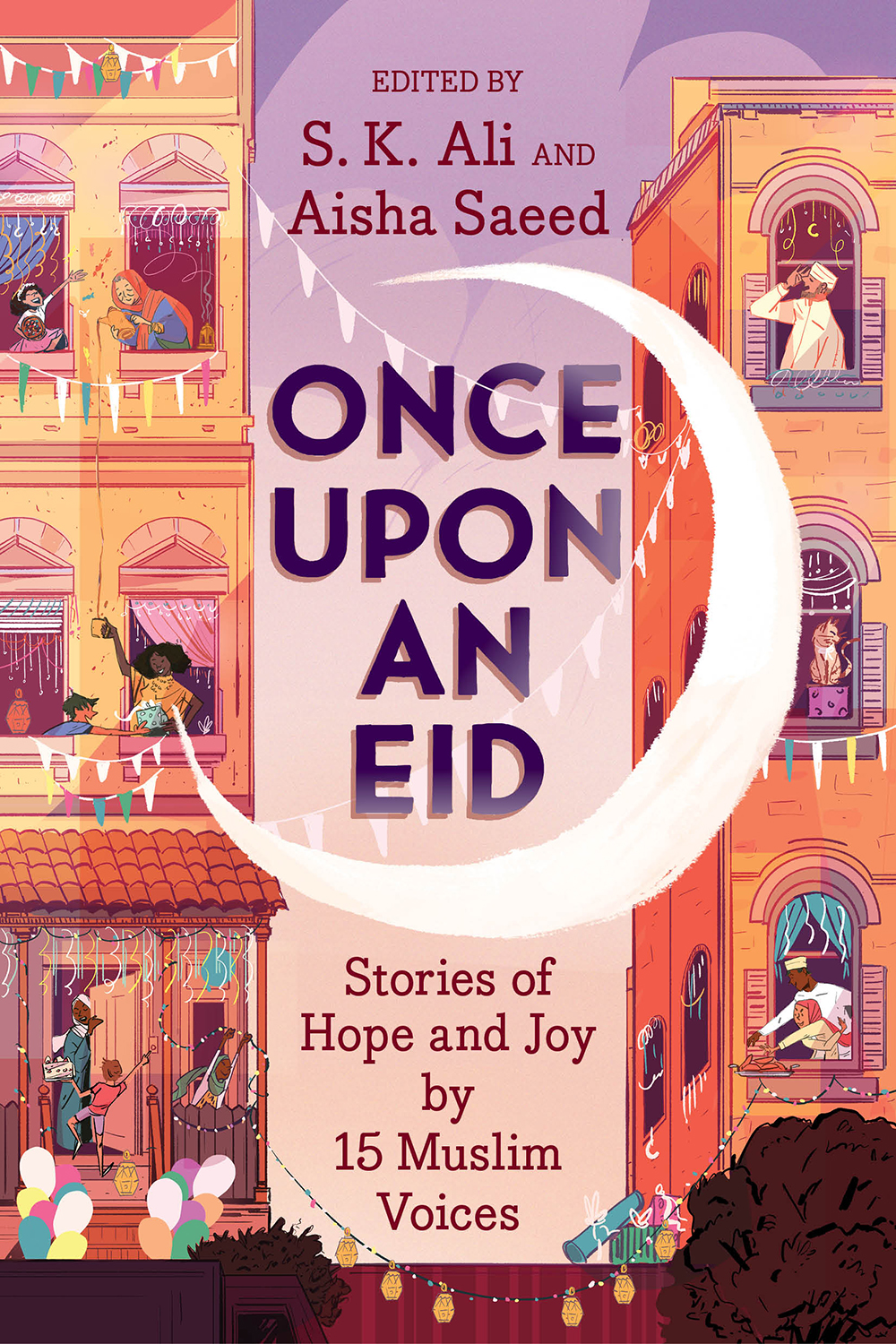 book cover image of Once Upon an Eid